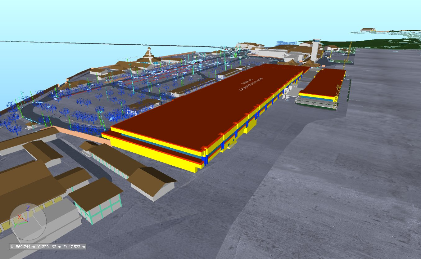 AIRPORT 3D SURVEY